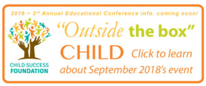 Outside the Box Child Educational Conference